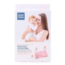 Mee Mee Post Natal Maternity Corset Belt - Pink