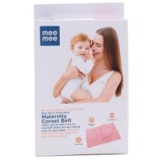 Mee Mee Corset Belt - White