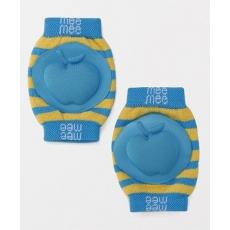 Mee Mee Knee Pads - Blue & Yellow