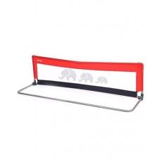 LuvLap Bed Rail - Red Black