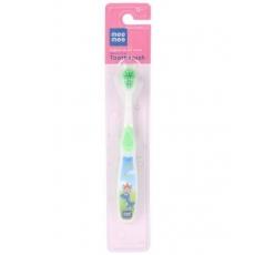 Mee Mee Toothbrush Dino Print - Green