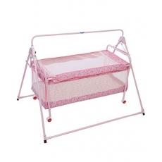 New Natraj Sleep Well Cradle Multi Print Pink - 031
