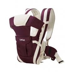 LuvLap Elegant Baby Carrier - Purple