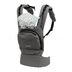 LuvLap Elite 3 Way Baby Carrier - Grey