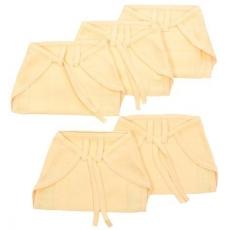 Tinycare Cloth Baby Nappy Comfy Junior Medium - Set Of 5