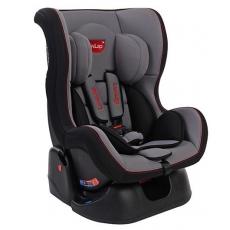 Luv Lap Sports Baby Car Seat - Grey Black