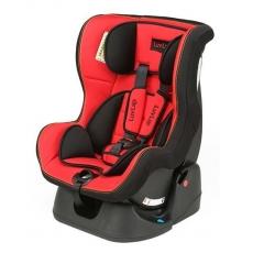 LuvLap Sports Convertible Baby Car Seat - Red & Black