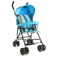 LuvLap Tutti Frutti Baby Stroller Buggy - Light Blue