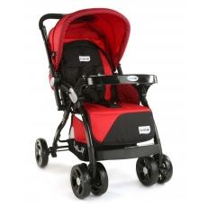 LuvLap Galaxy Baby Stroller - Red