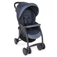 Chicco Simplicity Plus Stroller - Dark Blue