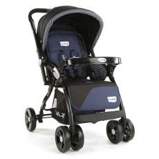 LuvLap Galaxy Baby Stroller - Black