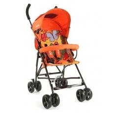 LuvLap Tutti Frutti Baby Stroller Buggy 18274 - Orange