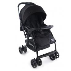 LuvLap Grand baby Stroller - Black
