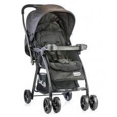 LuvLap Joy Baby Stroller - Black