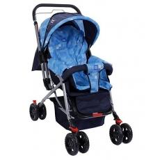 Mee Mee Baby Stroller Cum Pram MM 22C - Blue