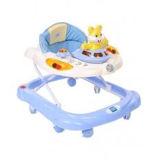 Mee Mee Musical Baby Walker Rabbit Toy - Sky Blue