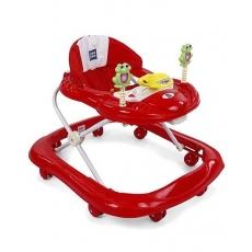 Mee Mee Baby Musical Walker - Red