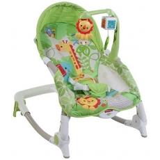 Fisher Price Newborn to Toddler Rocker Green - BCD30