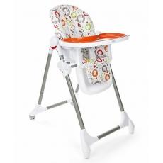 Luv Lap Royal High Chair 18468 - Orange
