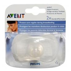 Avent Nipple Protectors Standard - 2 Pieces