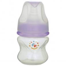 Fisher Price Regular Neck Designer Feeding Bottle 60 ml - Purple