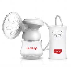 LuvLap Royal Electric Breast Pump White - 150 ml