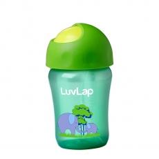 Luvlap Jumbo Sipper Cup Green - 240 ml