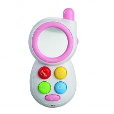 LuvLap Interactive Musical Phone - Pink