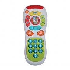luvlap Musical Remote Interactive - Multicolor