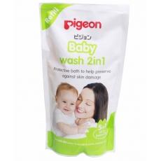 Pigeon Baby Wash With Sakura Extract - 200 ml