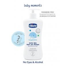 Chicco - Gentle Body Wash and Shampoo - 200ml