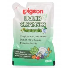 Pigeon Liquid Cleanser Naturals Refill Pack - 200 ml