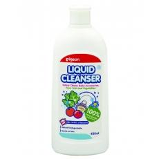 Pigeon Bottle Nipple and Vegetable Liquid Cleanser Bottle - 450 ml