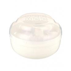 Mee Mee Soft Powder Puff- White