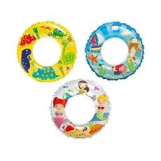 Intex Lively Swim Ring (Print & Colour May Vary)
