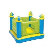Intex Castle Shape Jumper - Green Blue