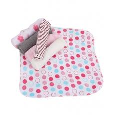 Mee Mee Baby Wash Cloth Set - Pack Of 6