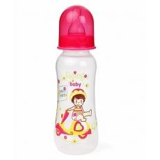 Mee Mee Premium Baby Feeding Bottle Pink - 250 ml