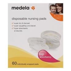 Medela Disposable Bra Pads - 60 Pieces