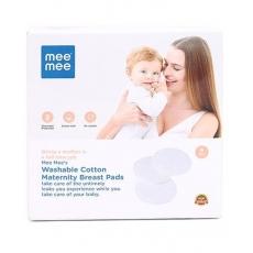 Mee Mee Breast Pads MM-1023 Pack of 6 - Pink