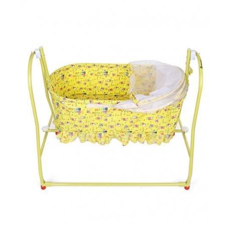 Mothertouch Italio Cradle - Yellow
