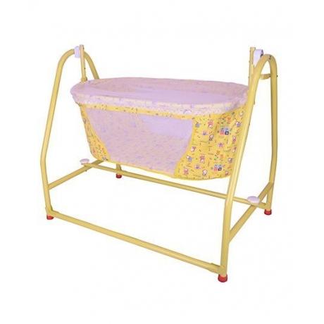 Mothertouch Nest Cradle - Yellow