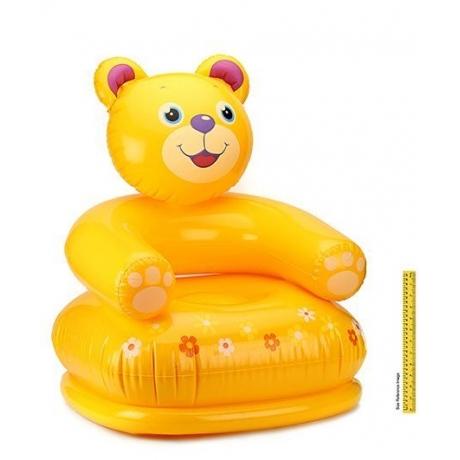 Intex Happy Animal Chair Bear