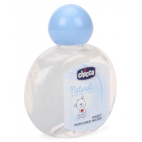 Chicco Natural Sensation Sweet Perfumed Water - 100 ml