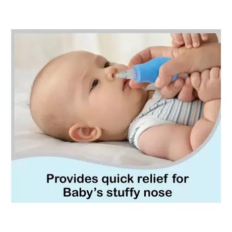 Luvlap Baby Nasal Aspiration - Blue